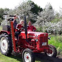 Traktoreinsatz