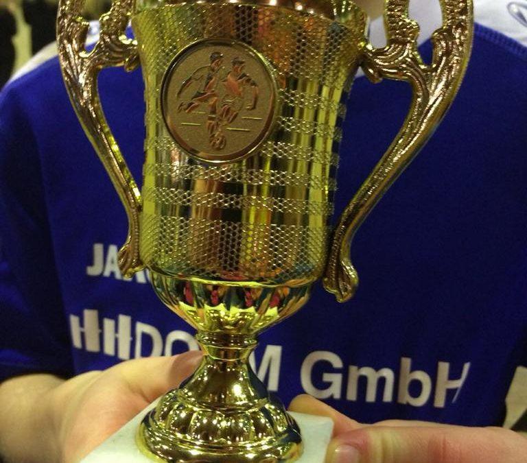1. und 2. Platz der G- und F-Jugend beim RTC Wintercup in Timmel!!