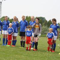 G-Jugend Freundschaftsspiel - Benefizspiel der Mädchen