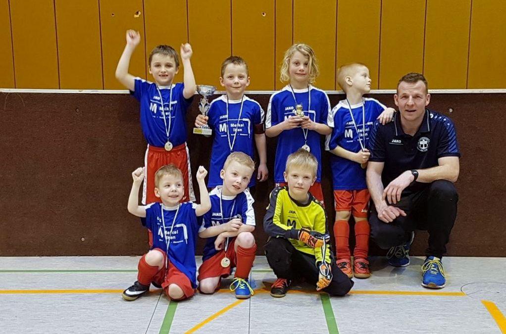 2. Platz beim KIMA Cup des SV Engerhafe