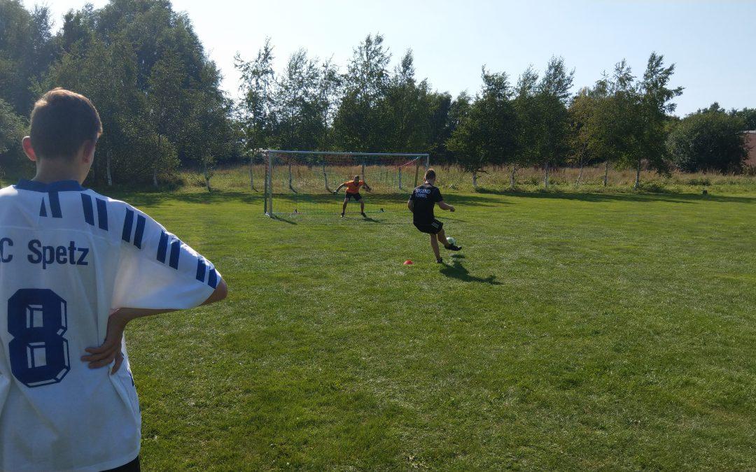 EC Ostfriesland spielte am Ülkeweg
