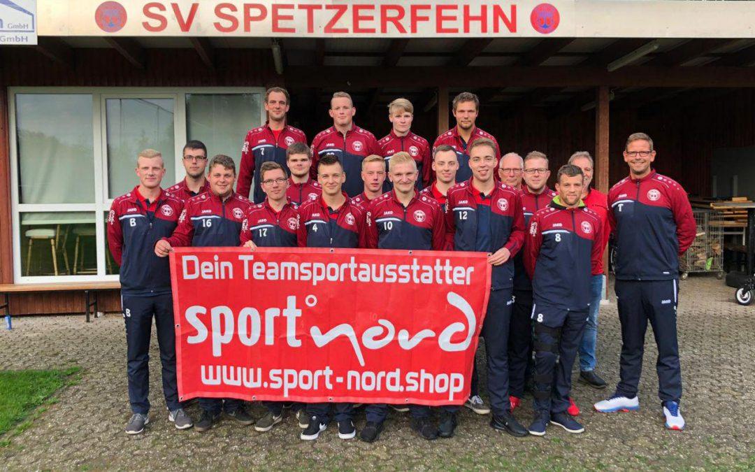 Partnerschaft mit Ausrüster Sport Nord