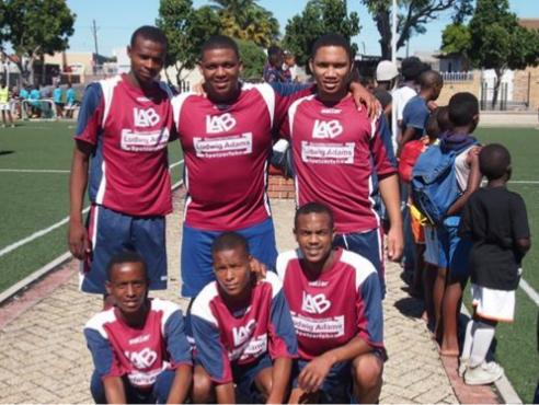 Spendenaufruf für Kinder und Jugendliche in Kapstadt