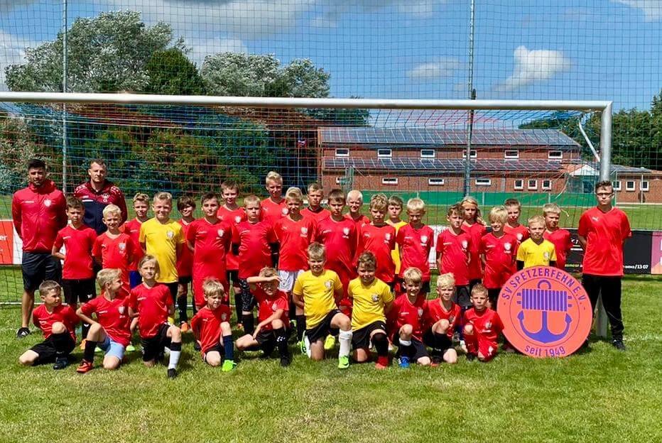 Fußballcamp begeistert auch in diesem Jahr