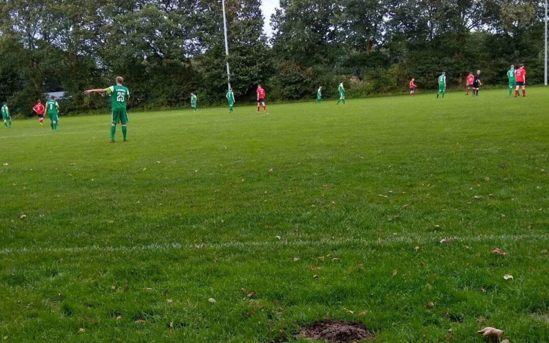 3:2-Niederlage gegen SV Wallinghausen II