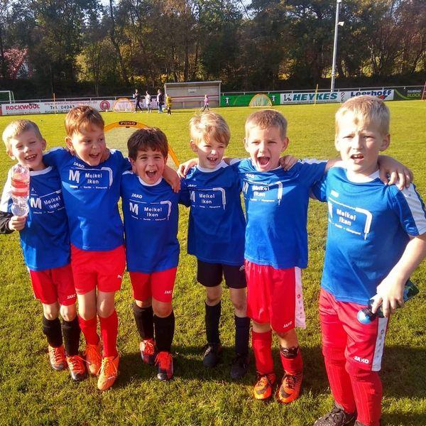 Jugendteams im Einsatz